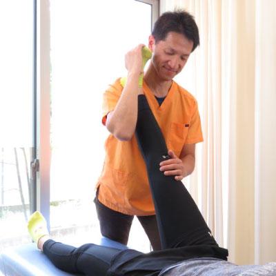 慢性腰痛イメージ